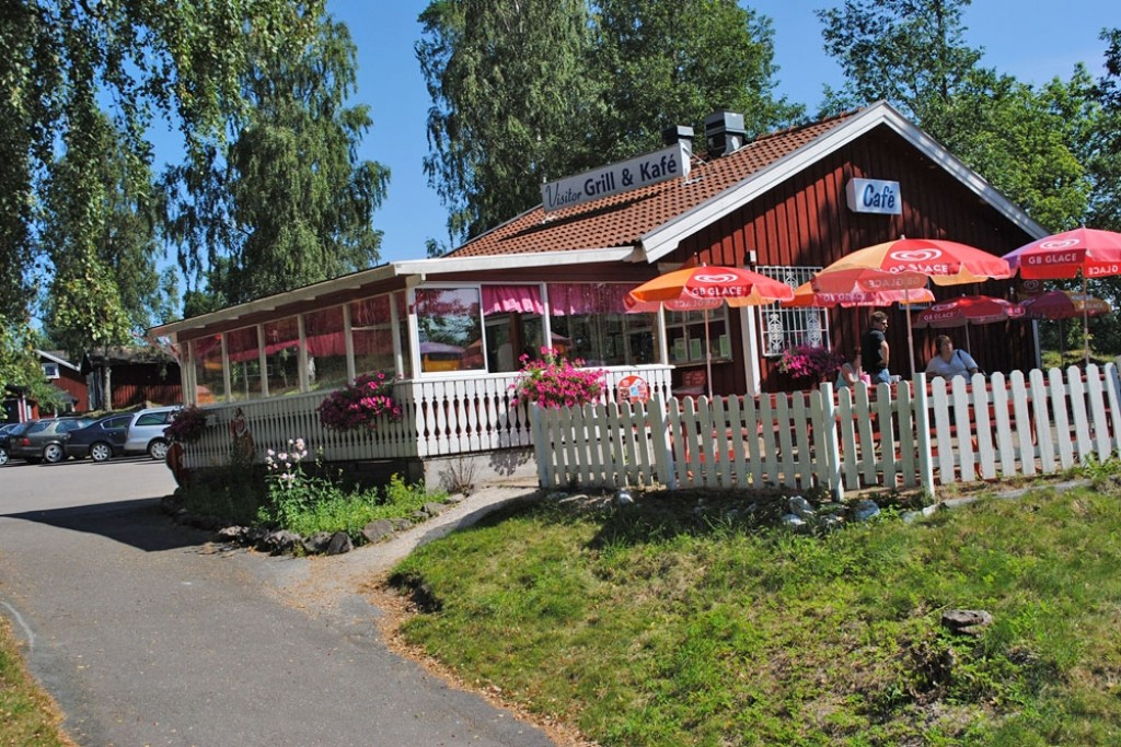 The Visitor Grill & Café